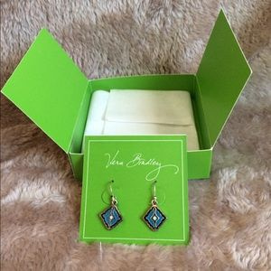 Vera Bradley Earrings NIB